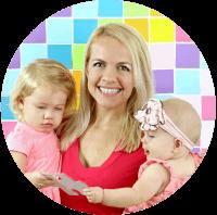 Suzi Whitford - Start a Mom Blog - web design tips