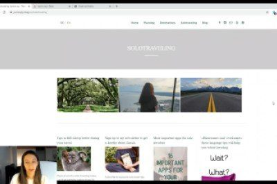 JasminJoy blog website review